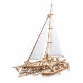 Bouwpakket Trimaran Zeilboot Mechanisch