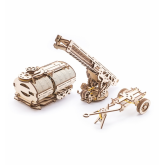 Bouwpakket Uitbreidingsset voor Truck- Vrachtwagen-  Mechanisch