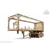 Bouwpakket Amerikaanse Heavy Boy Trailer- Mechanisch