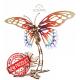 Bouwpakket Vlinder- Mechanisch