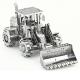Bouwpakket Bulldozer- metaal