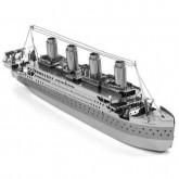 Bouwpakket Titanic- metaal
