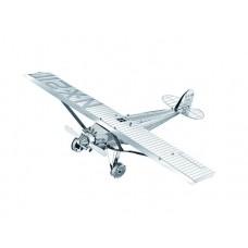 Bouwpakket Vliegtuig Spirit of Saint Louis- metaal