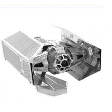 Bouwpakket F-Darth Tie Fighter Advanced (Star Wars)- metaal