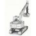 Bouwpakket Graafmachine- metaal