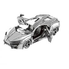 Bouwpakket Hypersportauto- metaal