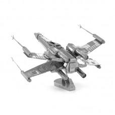 Bouwpakket X- Wing Starfighter(Star Wars)- metaal