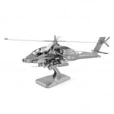 Bouwpakket Apache Helikopter- metaal