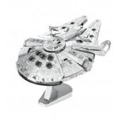 Bouwpakket Millennium Falcon (Star Wars)- metaal