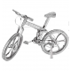 Bouwpakket Mountainbike- metaal