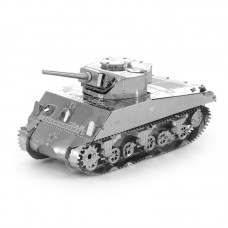 Bouwpakket Sherman Tank- metaal