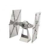 Bouwpakket Tie Starfighter (Star Wars)- metaal