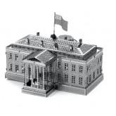 Bouwpakket Witte Huis- metaal