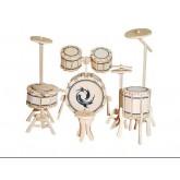 Bouwpakket Drumstel