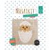 Mozaïek Kuiken Mozaïkit- Steen 12 x 12 cm
