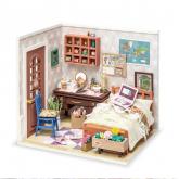 Bouwpakket DIY Huisje Slaapkamer