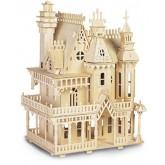 Bouwpakket Poppenhuis 'Villa Fantasia'