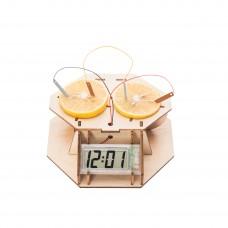 Bouwpakket Experimenteerset Citroenklok- Science Kit