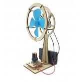 Bouwpakket-Science Kit- Mini- Ventilator