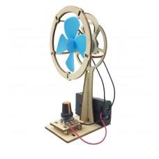Bouwpakket Mini- Ventilator-Science Kit