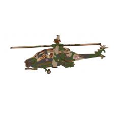 Bouwpakket Apache Helikopter- kleur