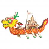 Bouwpakket Chinese Drakenboot