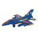 Bouwpakket Straaljager F-16- kleur