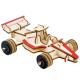 Bouwpakket Formule 1- raceauto-  kleur