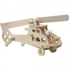 Bouwpakket Helikopter- klein