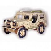 Bouwpakket Jeep