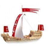 Bouwpakket Zeilschip Kogg- Vessel