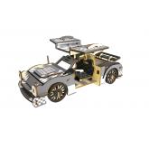 Bouwpakket Sportauto met Vleugeldeuren- kleur