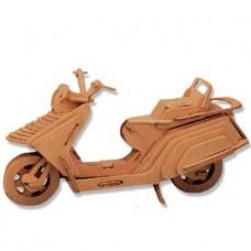 Bouwpakket Scooter