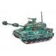 Bouwpakket Tank- kleur