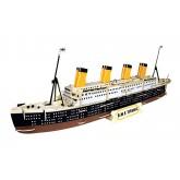Bouwpakket Titanic van hout