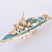Bouwpakket Torpedojager- kleur