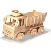 Bouwpakket Truck met afstandbesturing