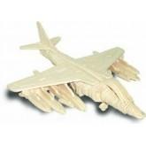 Bouwpakket Vliegtuig GR7 Harrier