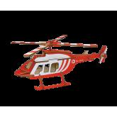 Bouwpakket Helikopter- kleur
