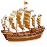 Bouwpakket Zeilschip Ming