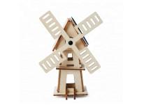 Bouwpakket Molen B op zonne-energie