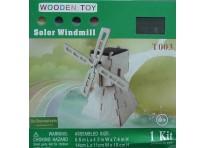 Bouwpakket Windmolen op zonne-energie- UITVERKOOP
